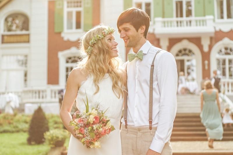 Die perfekte Fliege für Deine Hochzeit